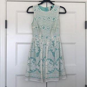 Dresses & Skirts - Mint Skater Dress